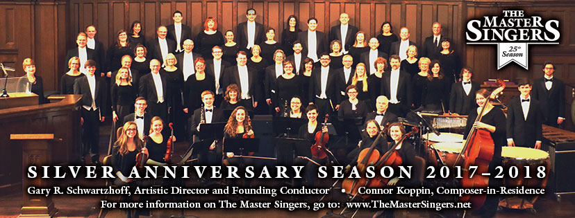 The Master Singers 25th Season